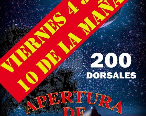 Carrera-Trail Nocturna Rural Marchena